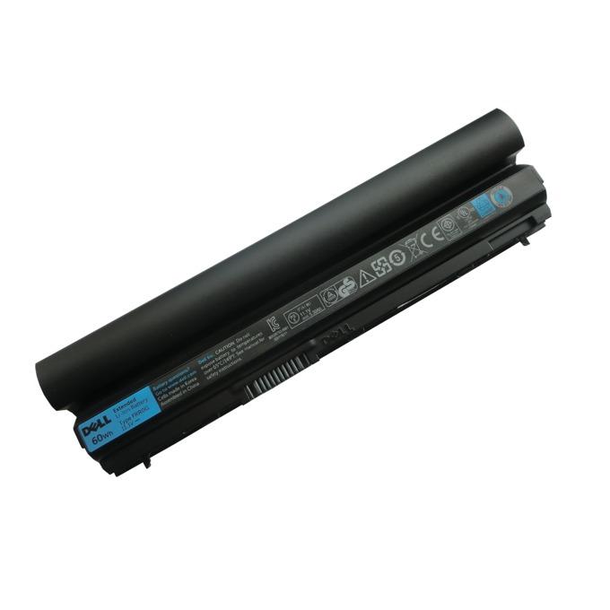 Батерия (оригинална) за лаптоп Dell Latitude, съвместима с E6120/E6220/E6230/E6320/E6330/E6430S, 6cell, 11.1V, 5850mAh  image