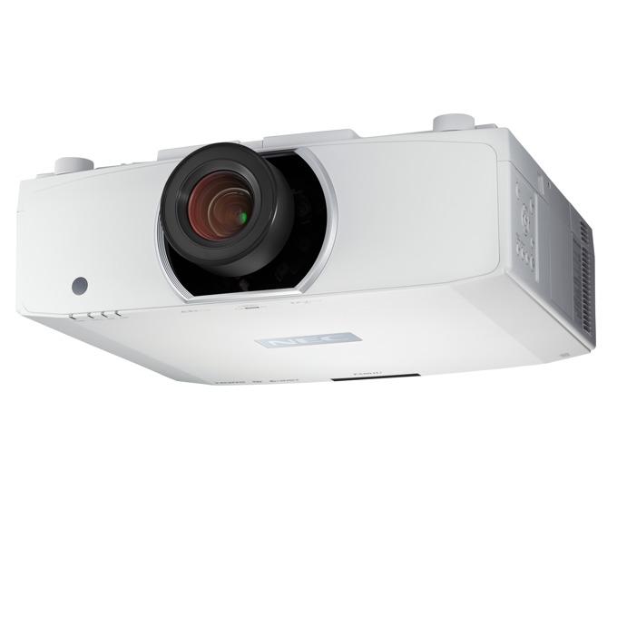 Проектор NEC PA803U, LCD, Full HD (1920x1080), 10000:1, 8000 lm, VGA, HDMI, Displayport, USB, HDBaseT image