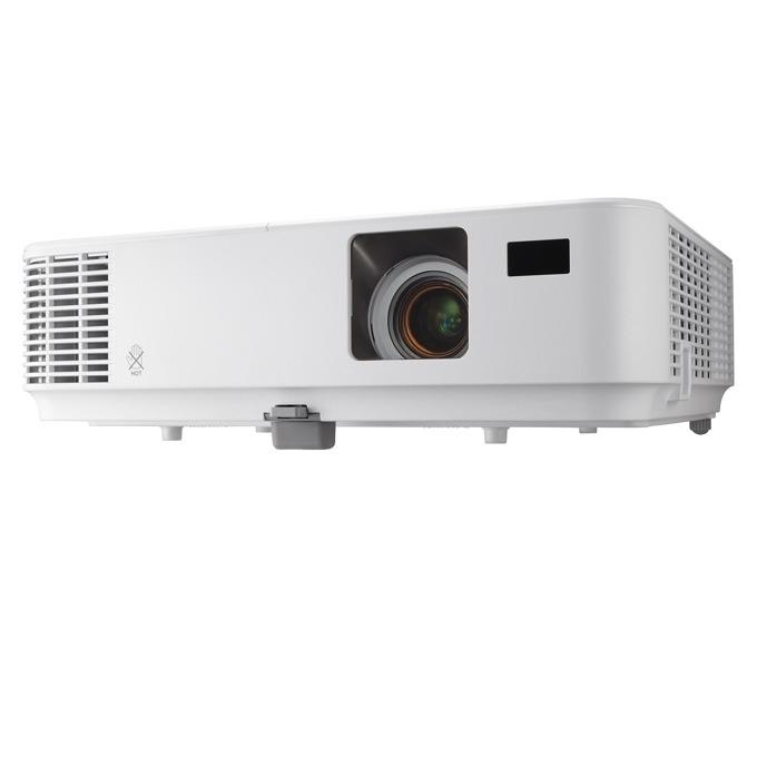 Проектор NEC V332W, DLP, 3D Ready, WXGA, 10,000:1, 3300lm, HDMI, USB image