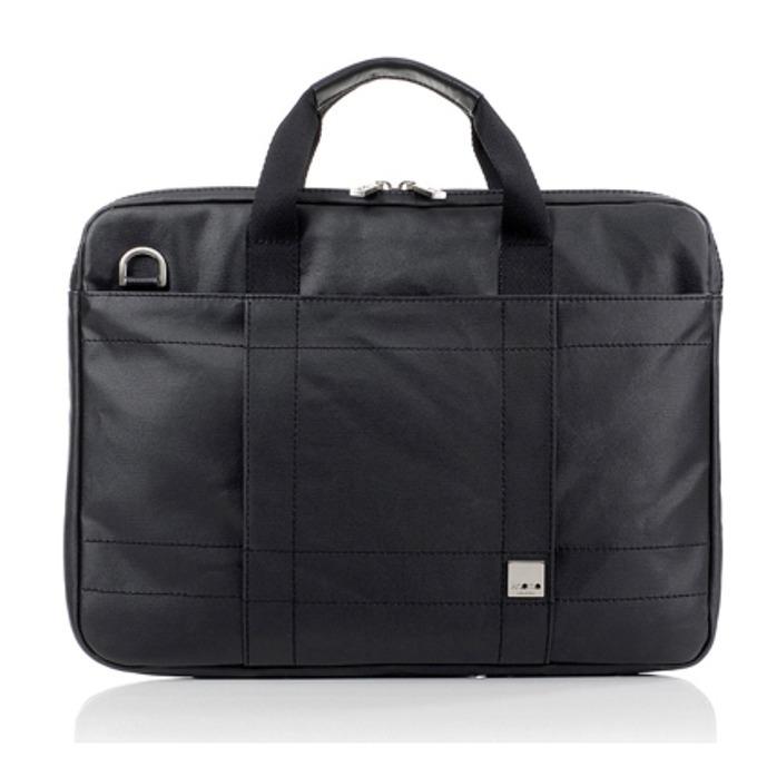 "Чанта за лаптоп Knomo Lincoln 15 X-slim, до 15.6"" (38.1 cm), черен image"