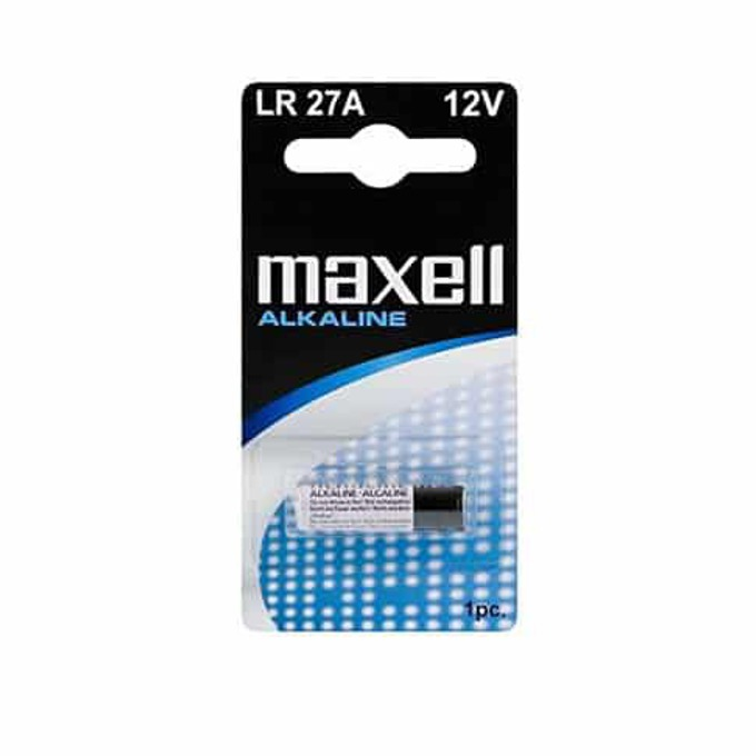 Батерия Maxell, 27A, 12V, 1 бр. image