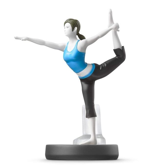 Nintendo Amiibo Wii Fit Trainer No.8 [Super Smash] product