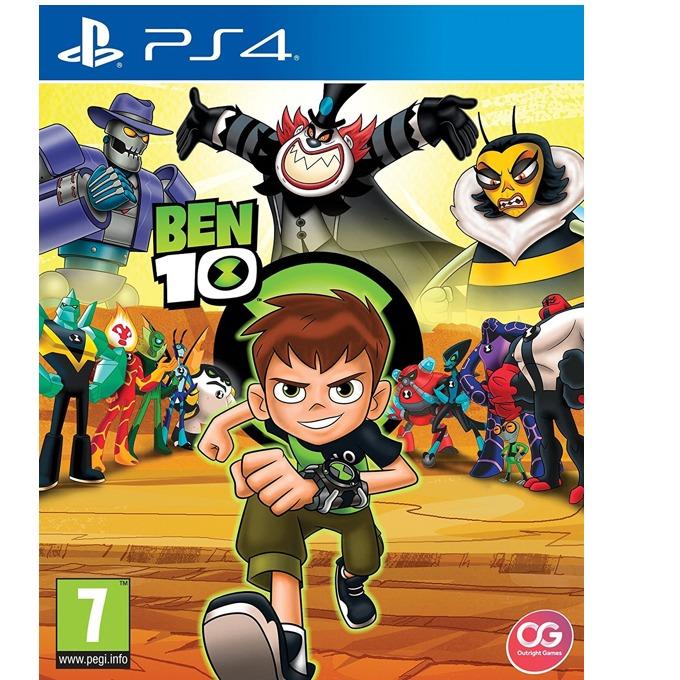 Ben 10, за PS4 image
