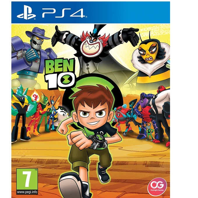 Игра за конзола Ben 10, за PS4 image