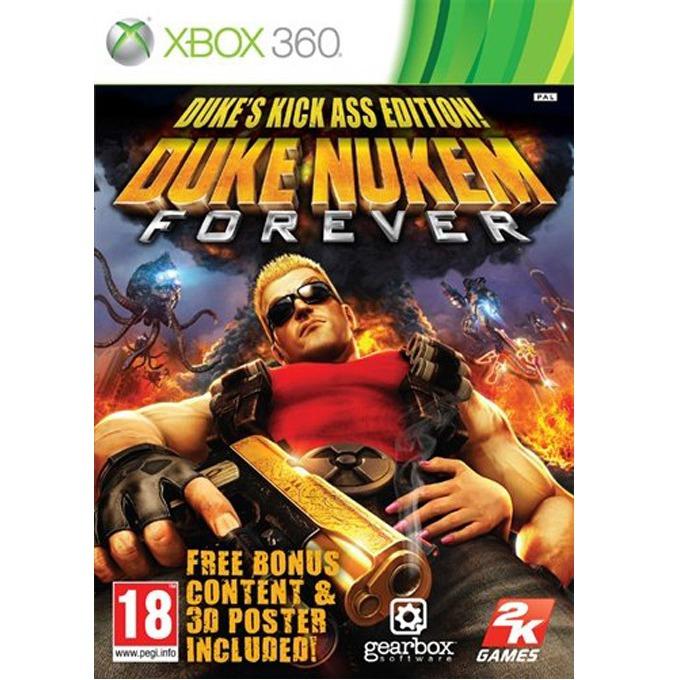 Игра за конзола Duke Nukem Forever - Duke`s Kick Ass Edition, за XBOX360 image