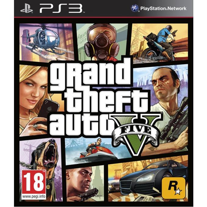 GTA: Grand Theft Auto V, за PlayStation 3 image