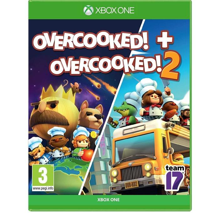 Игра за конзола Οvercooked! + Overcooked! 2 - Double Pack, за Xbox One image