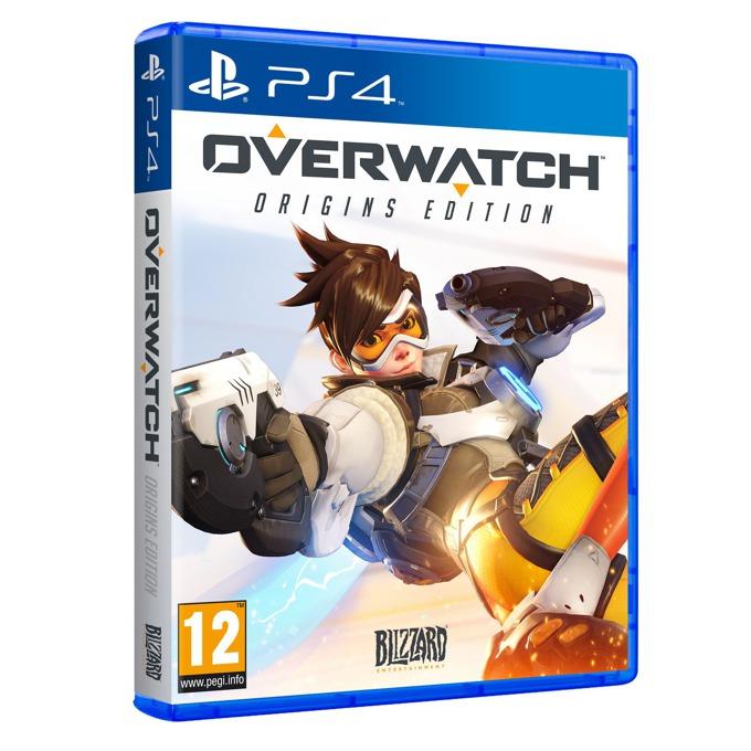 Игра за конзола Overwatch: Origins Edition, за PS4 image