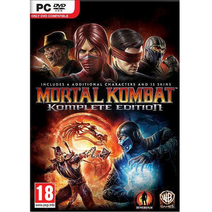 Игра Mortal Kombat Komplete Edition, за PC image