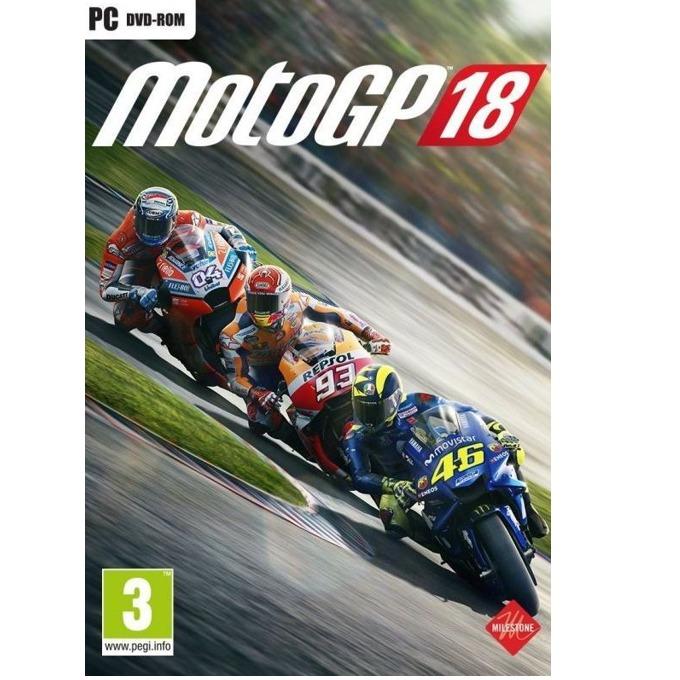 Игра MotoGP 18, за PC image