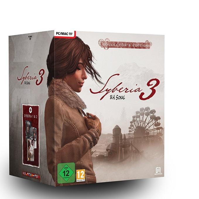 Игра Syberia 3 Collectors Edition, за PC image