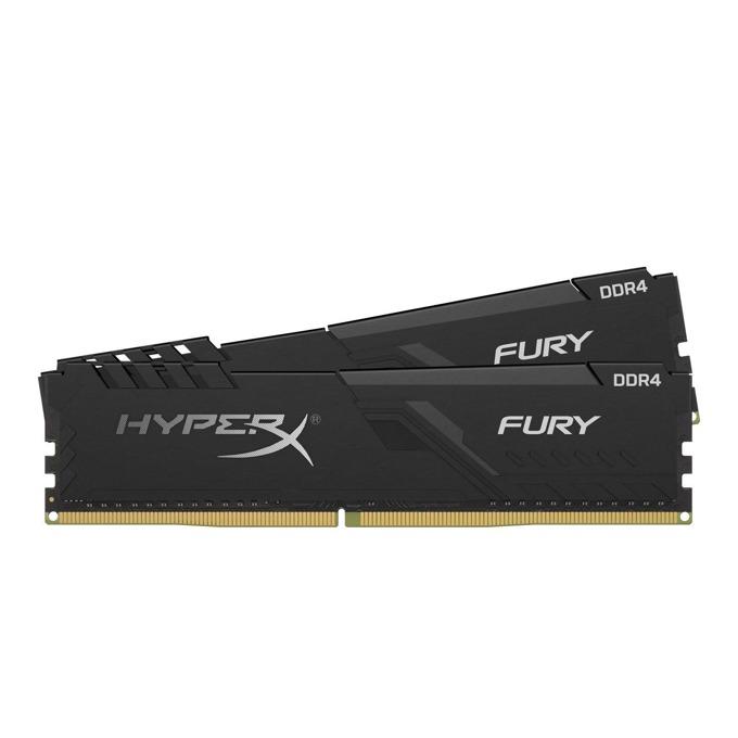 Памет 8GB (2x4GB) DDR4, Kingston HyperX Fury, HX426C16FB3K2/8, 1.2 V image