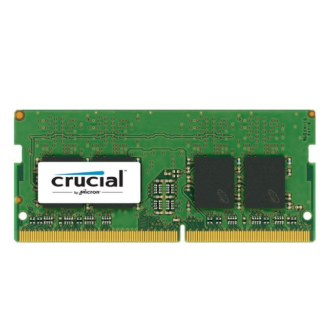 Памет 4GB DDR4 2400MHz, SO-DIMM, Crucial CT4G4SFS824A, 1.2V image