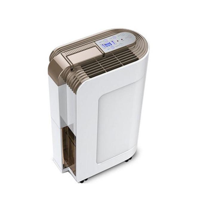 Обезвлажнител Singer SDHM 12 DI, 1.5 л. резервоар, за помещения до 50 m², 220 W, йонизираща функция, бял image