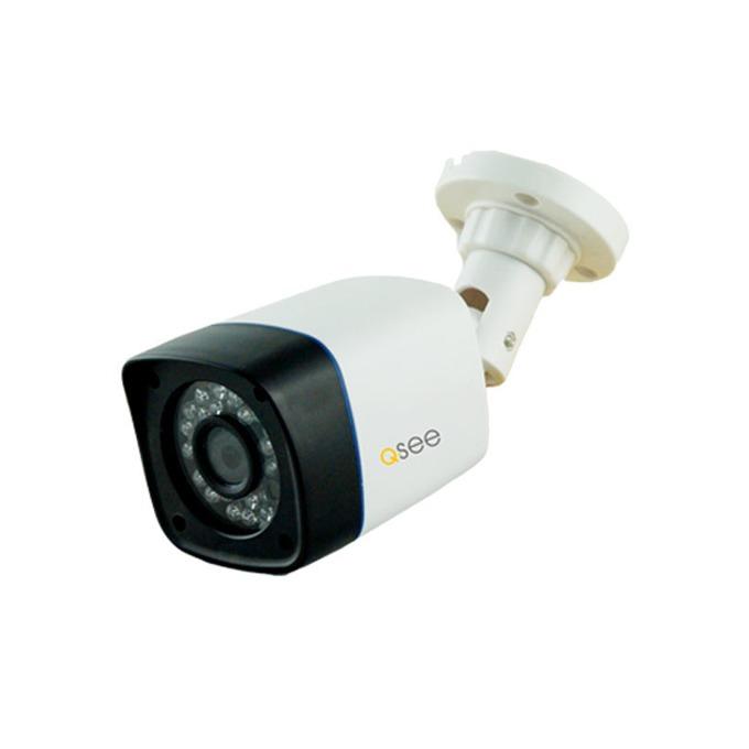 """AHD камера Q-see QH8059B, насочена """"bullet"""", 2 Mpix(1920x1080@25fps), 3.6mm обектив, IR осветеност (до 30 метра), външна, IP66 водоустойчивост image"""