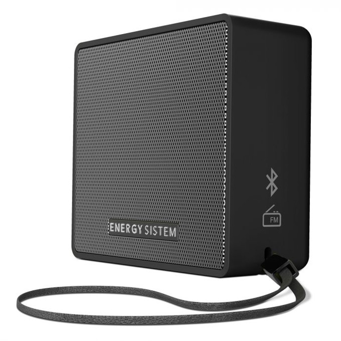 Тонколона Energy Music Box 1+, 1,0, Bluetooth до 6 часа време за работа, черна image