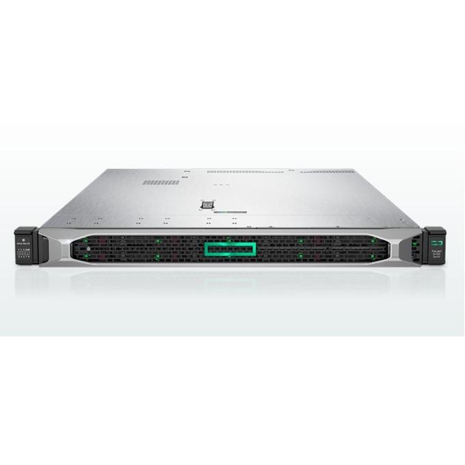 Сървър HPE DL360 G10 (867962-B21), десетядрен Skylake Intel Xeon Silver 4114 2.2/3.0 GHz, 16GB RDIMM DDR4, No HDD, 4x 1GbE LAN, 5x USB 3.0, без OS, 1x 500W  image