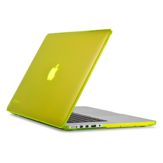 "Протектор Speck SeeThru за MacBook Pro 15"" Retina Display, жълт image"