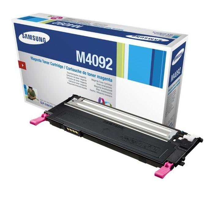 КАСЕТА ЗА SAMSUNG CLP310/310N/315/CLX 3170/3175  - Magenta - P№ CLT-M4092S- заб.: 1000k image