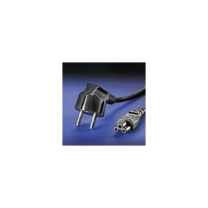 Захранващ кабел, Shuko към 3-pin