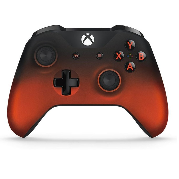 Microsoft Xbox One Volcano Shadow Special Edition product