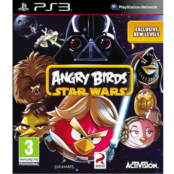 Angry Birds: Star Wars, за PlayStation 3 image