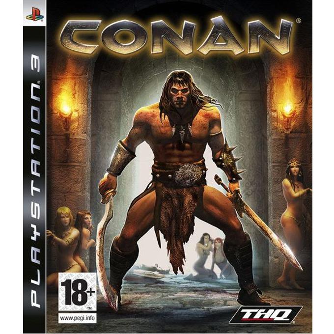 Игра за конзола Conan, за PlayStation 3 image