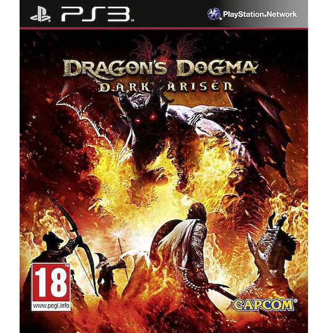 Dragon's Dogma: Dark Arisen, за PlayStation 3 image