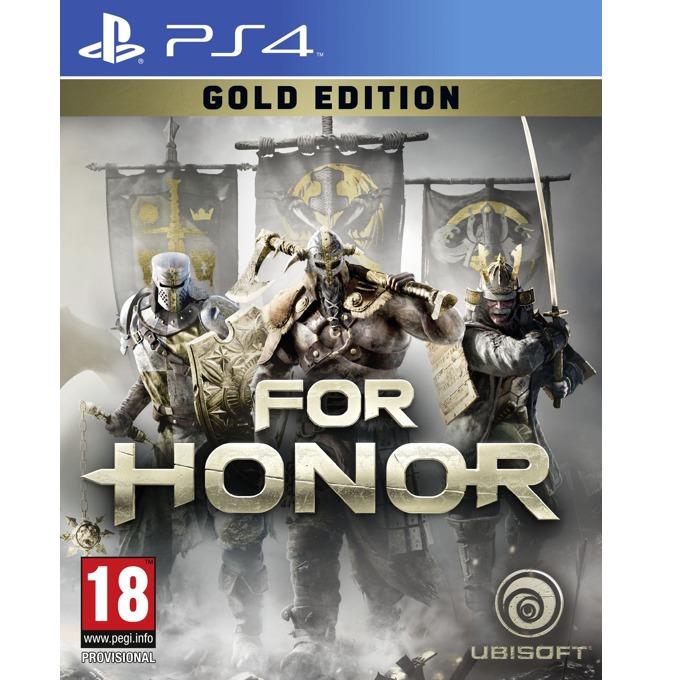 Игра за конзола For Honor Gold Edition, за PS4 image