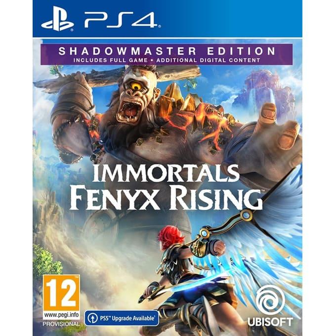 Игра за конзола Immortals Fenyx Rising, за PS4 image