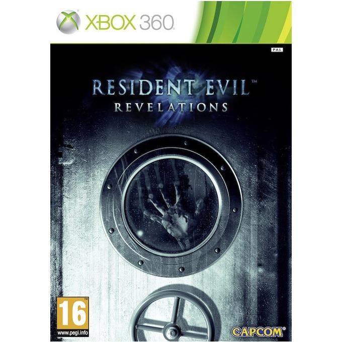 Resident Evil: Revelations, за XBOX360 image
