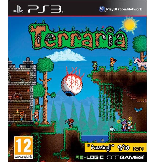 Игра за конзола Terraria, за PS3 image