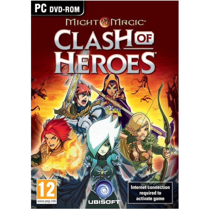 Игра Might and Magic: Clash of Heroes, за PC image