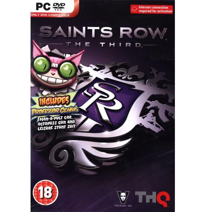 Игра Saints Row: The Third - Genki Edition, за PC image