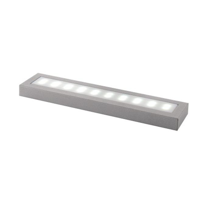 LED панел за стена, ORAX LWLHLH02001CW, 1.7W, DC 12V, Студено бяла image