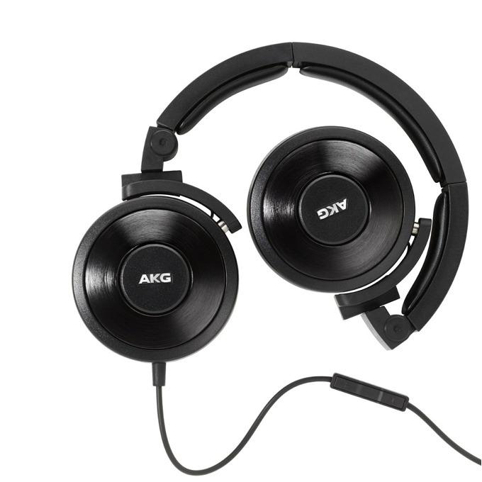 AKG K619 DJ  Black product