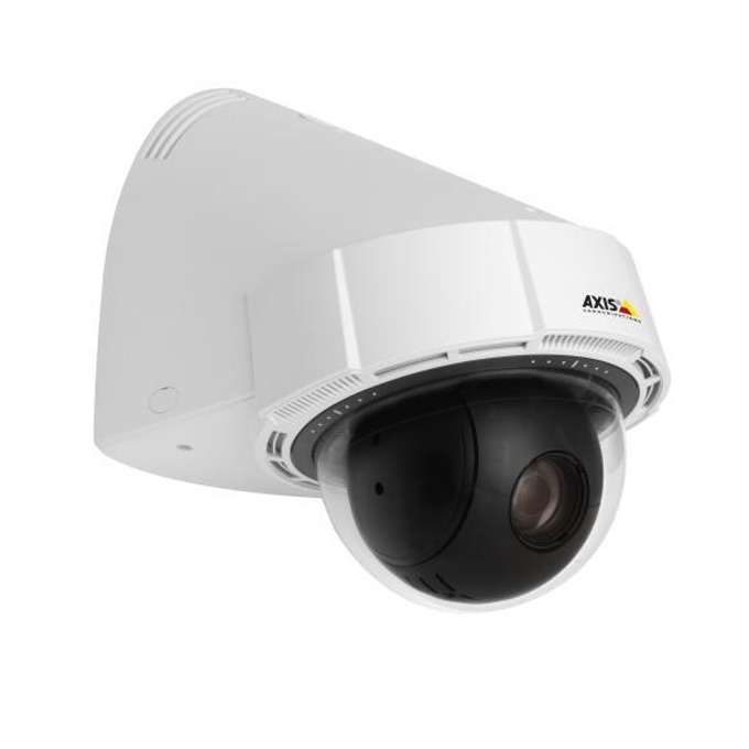 IP камера AXIS P5414-E, куполна, PTZ, 1 Mpix(1280x720@30FPS), 4.7–84.6mm моторизиран обектив 18x optical zoom, H.264, PoE image
