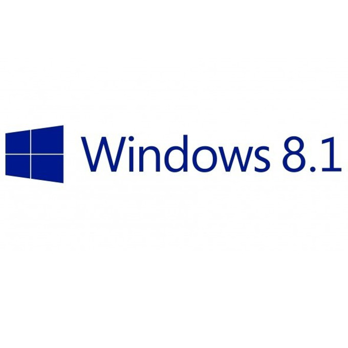 Windows Pro 8.1, Get Genuine Kit, 64-bit, English, Intl 1PK DSP, DVD image