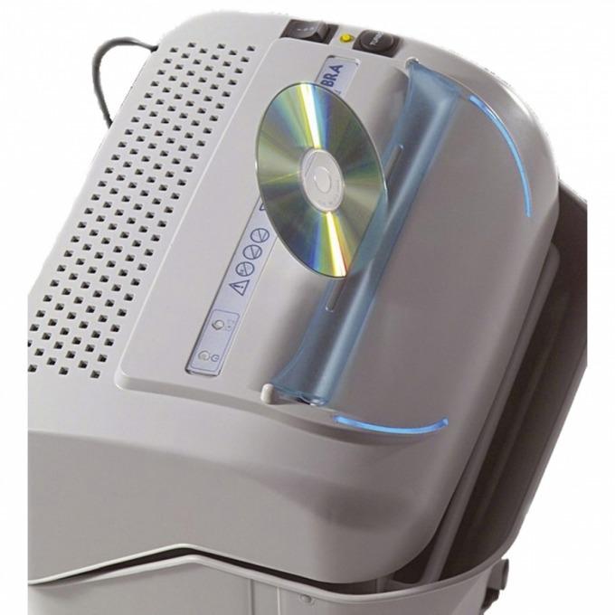 Шредер Kobra 99.741, 26 листа A4, шум 61 DbA, термична защита на двигателя, 35 литра image