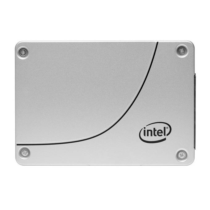 "Памет SSD 480GB Intel DC S3520 Series, SATA 6Gb/s, 2.5"" (6.35 cm), скорост на четене 450MB/s, скорост на запис 380MB/s image"