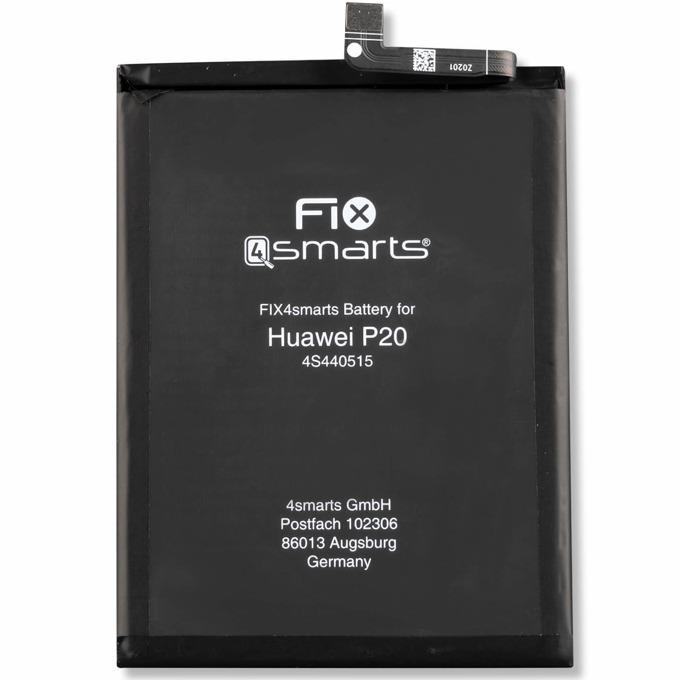 Батерия (заместител) FIX4smarts, за Huawei P20, 3320mAh/3.82V image