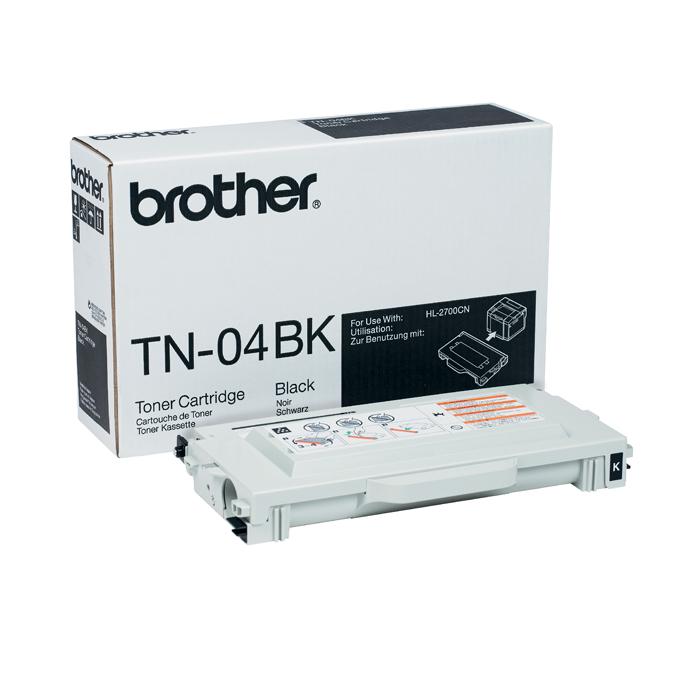КАСЕТА ЗА BROTHER HL 2700CN / MFC-9420CN - Black - P№ TN04BK - заб.: 10000k image