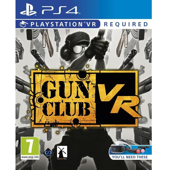 Gun Club VR PS4 product