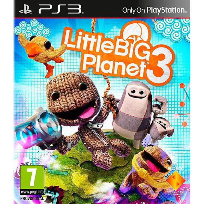 Игра за конзола LittleBigPlanet 3, за PlayStation 3 image
