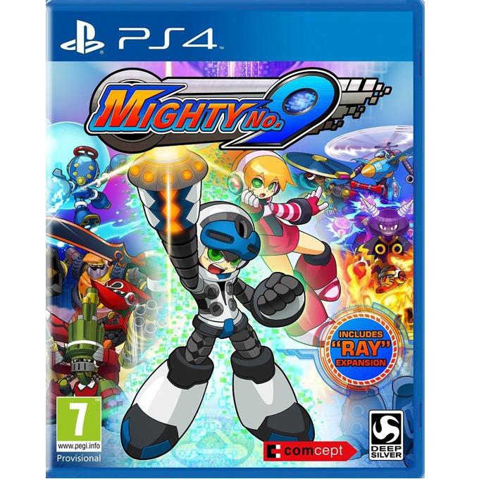 Игра за конзола Mighty No. 9, за PS4 image