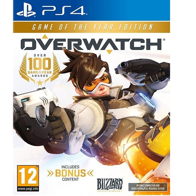 Игра за конзола Overwatch: Game of the Year Edition, за PS4 image