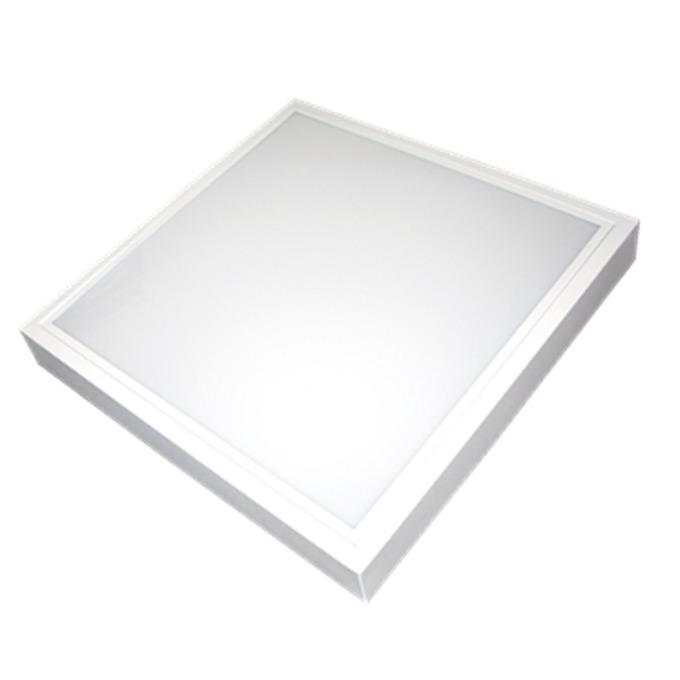 LED панел, T6040NTO, 600х600, 40W, AC 220V, Топло бяла, за открит монтаж image