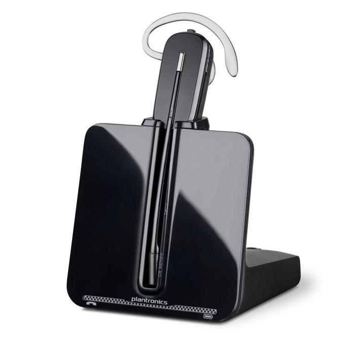 Слушалки Plantronics CS540, безжични, шумоизолиращ микрофон, DECT image