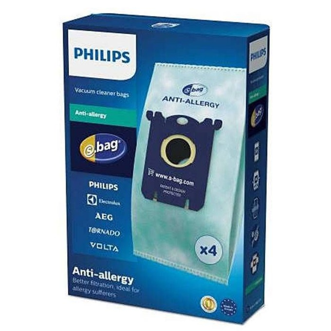 Торби за прах Philips FC8022/04, 4x s-bag image