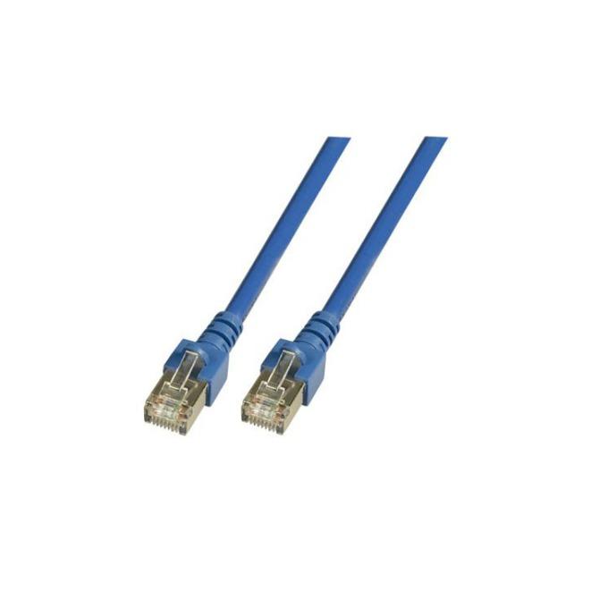 Пач кабел FTP EFB Elektronik, 5m, Cat 5E, син image